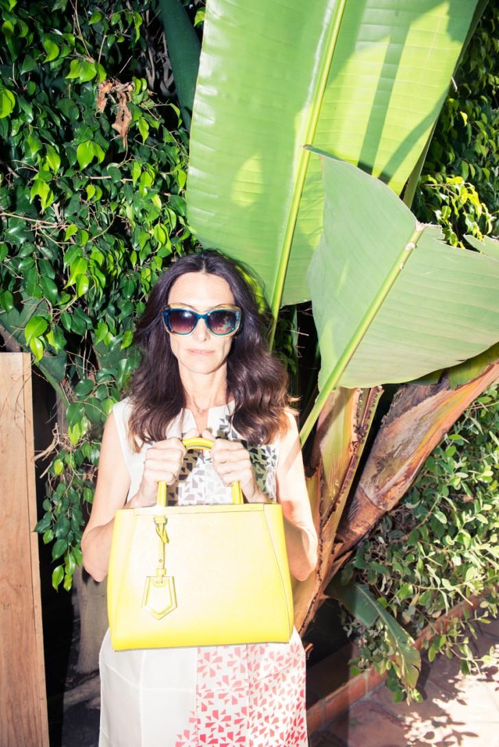 Elizabeth Stewart Stylist Fendi
