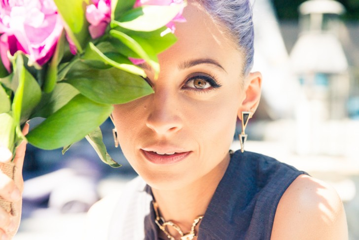 Nicole Richie Hair Fashion Designer
