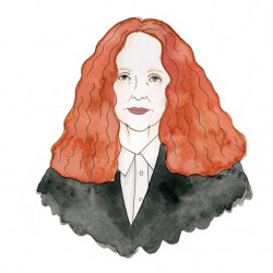 10 Essentials: Grace Coddington