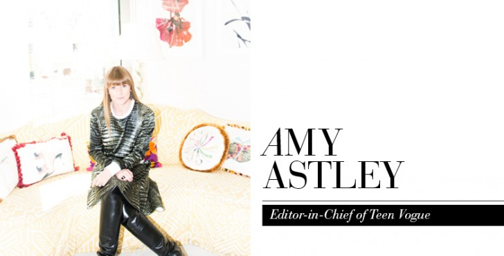 Amy Astley Career Advice