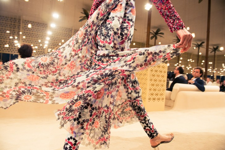 CHANEL Cruise 2015 Dubai
