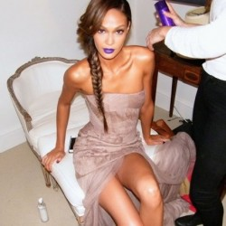 Getting Met Gala Ready with Joan Smalls