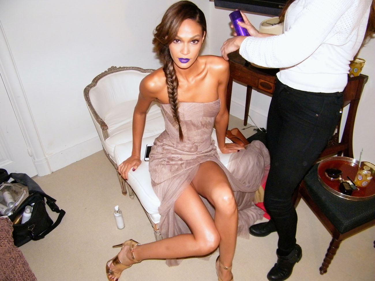 Joan Smalls Lipstick