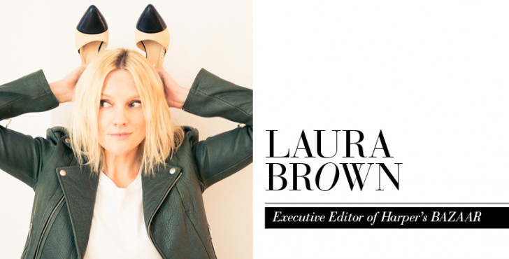 Laura Brown Harper's Bazaar