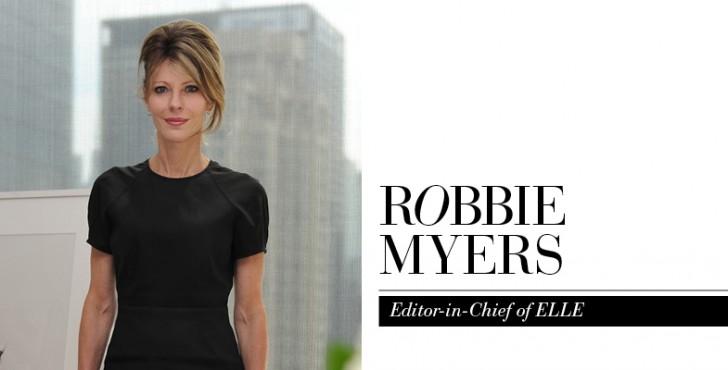 Robbie Myers