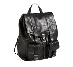 'PS1' Leather Backpack