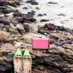 Destination: Sun, Sand & Balenciaga Beach Bags