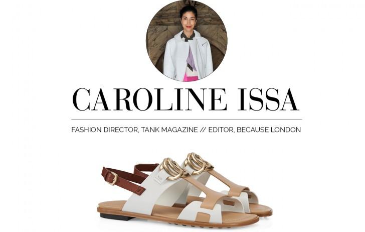 Caroline Issa
