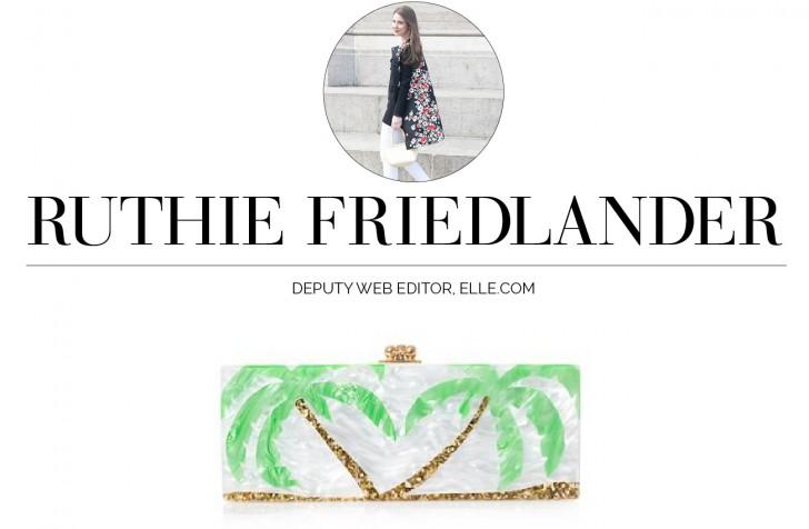Ruthie Friedlander