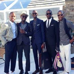 Byron & Dexter Peart's Guide to Pitti Uomo
