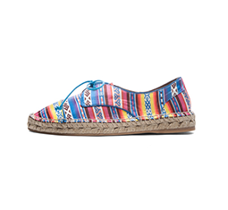 Dolly Espadrilles in Peruvian Silk