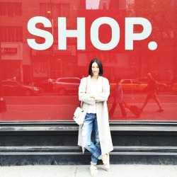 Eva Chen's Shopping Guide
