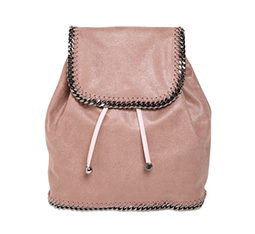 Falabella Shaggy Faux Deer Backpack