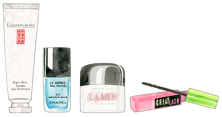 Test-Driving Cult & Classic Beauty Products, Part I