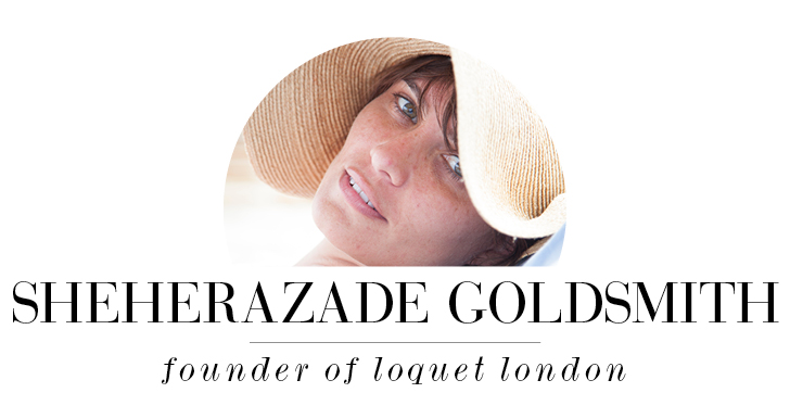 Sheherazade Goldsmith