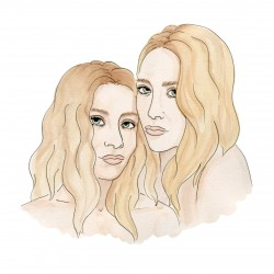 Happy Birthday, Mary-Kate and Ashley Olsen!