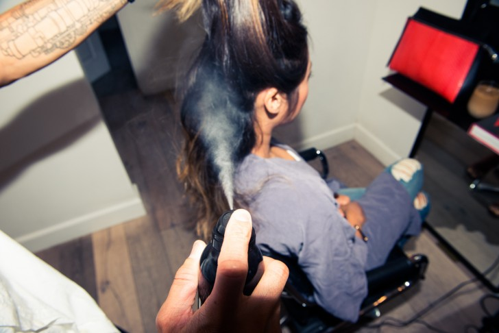 Aimee Song Hair