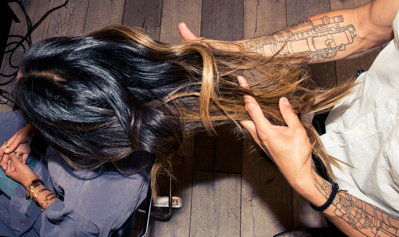 This Is What A 300 Haircut Looks Like The Coveteur Coveteur