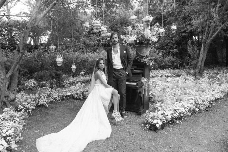 erica pelosini wedding