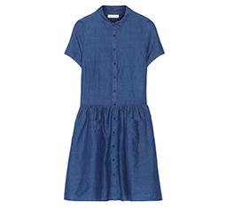Schoolgirl Chambray Dress