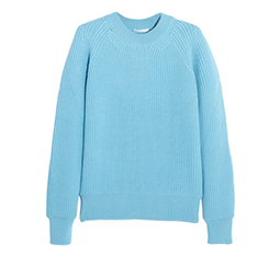 Chunky Knit-Woold Sweater