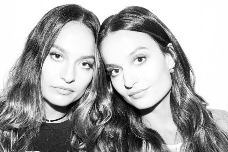 Chloe & MarieLou Bartoli