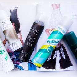 Beauty Test-Drive: Dry Shampoo