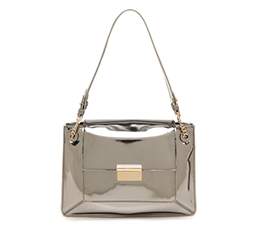 Christie Metallic Shoulder Bag