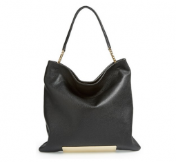 Charlie Convertible Leather Tote