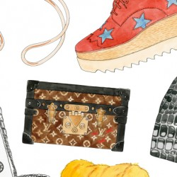 An Illustrated Guide to Fall Accessories