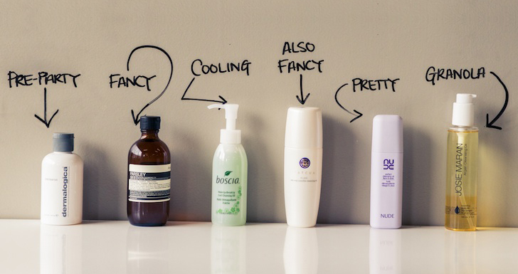 Beauty Test-Drive: Oil Cleansers