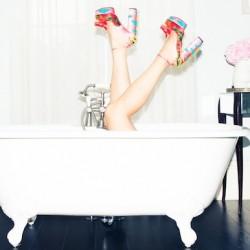 The Art of the Baller Bath