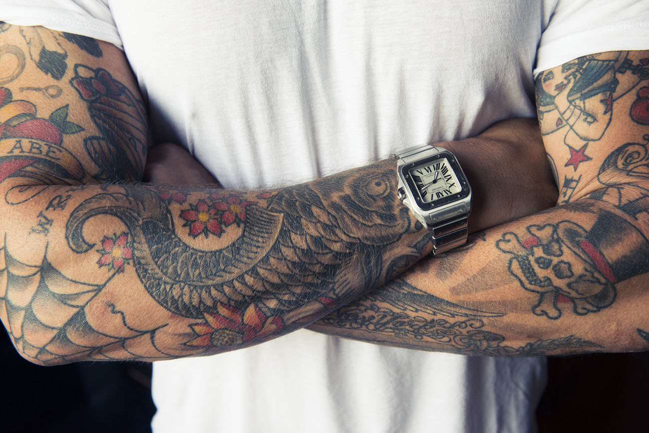 The Best Coveteur Tattoos