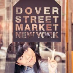 Susie Lau Takes Dover Street Market