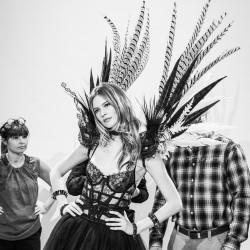 Behati Prinsloo's Victoria's Secret Fitting