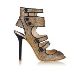 Amma Jacquard Sandals