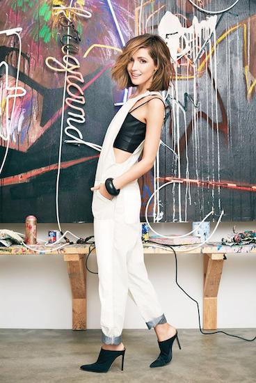 Lauren Conrad Short Hair 2014