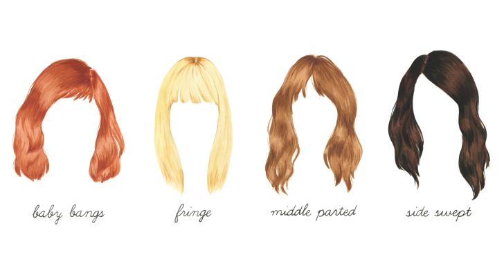 Choosing the Right Bangs for Your Hair Type and Face Shape
