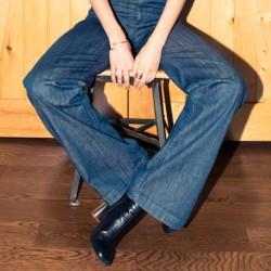 How to Wear Wide Legged Pants