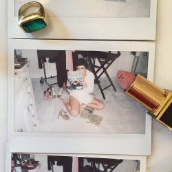 Cassandra Huysentruyt Grey's Oscar Diary