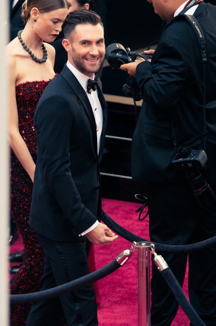 2015 Oscars Red Carpet