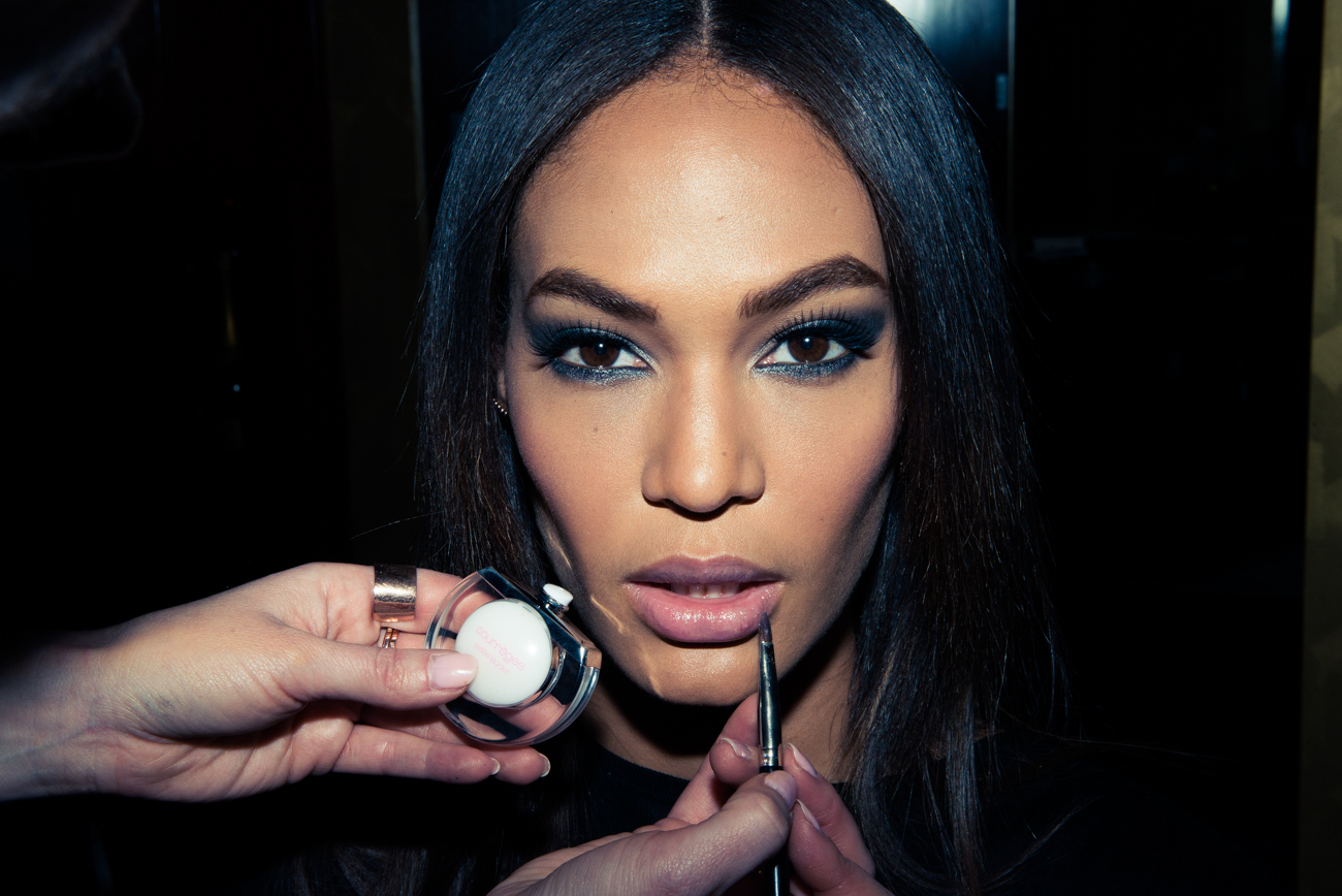 Getting Ready with Joan Smalls