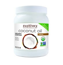 nutive organic coconut oil