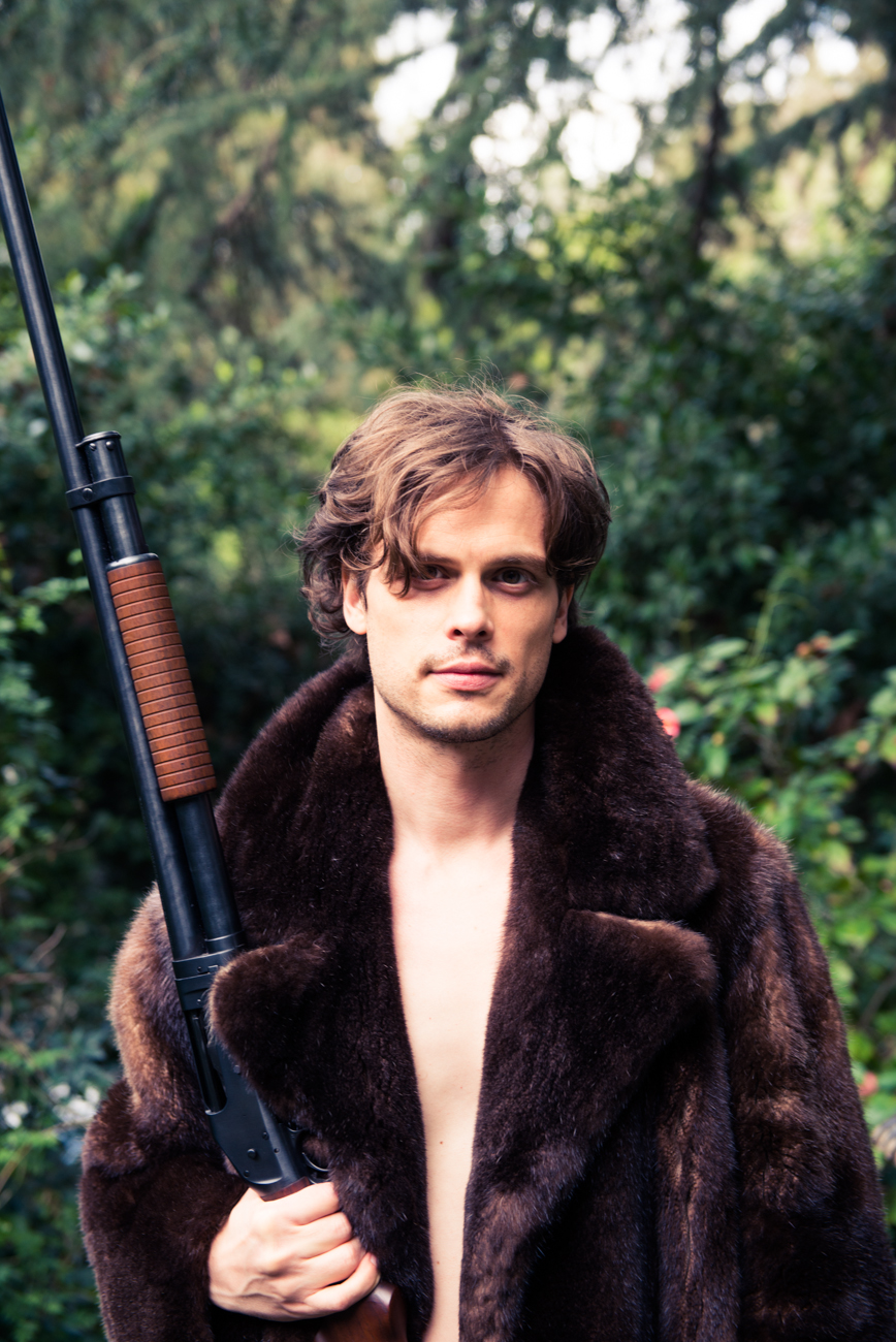 Matthew Gray Gubler - The Coveteur - Coveteur