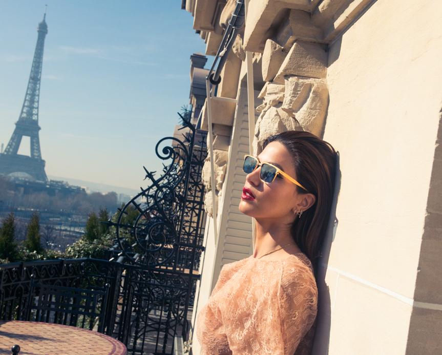 Nicole Richie Hair Fashion Designer