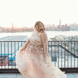 A Bride's Perspective: Nicolette Mason Gets Married