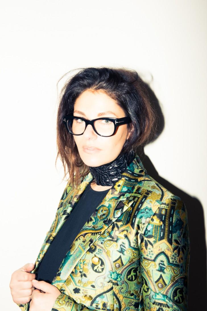 Camilla Freeman Topper