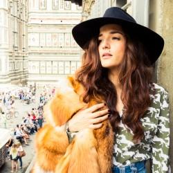 Eleonora Carisi Takes Florence