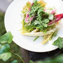 Off the Menu: Narcissa's Vegan Caesar Salad
