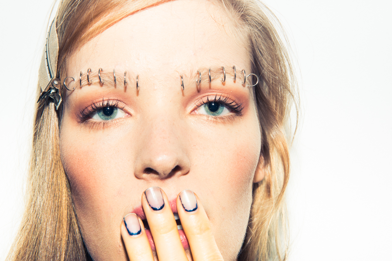 Facial acupuncture pictures